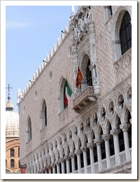 Palais de Doges, Venise