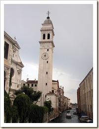 Tour penchée Venise