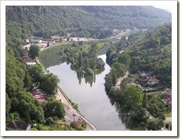 Vue Citdelle Besançon
