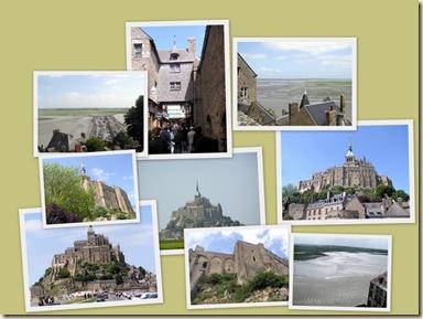 Séjour au Mont Saint-Michel