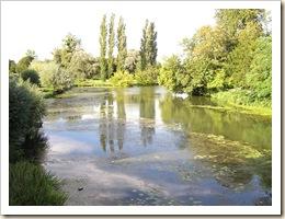 Pontailler la Vieille Saône